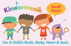 Kindermusik Tuition & Material Packages